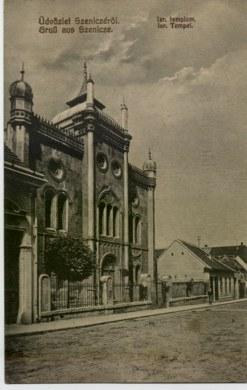 Bildergebnis für Senica Synagoga